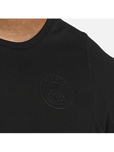 PSG by Dwen D. Corréa Herren T-Shirt Neymar in schwarz