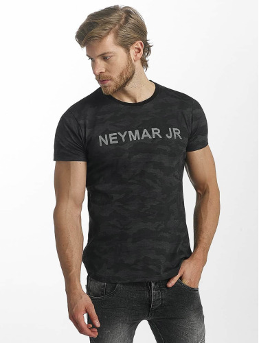 PSG by Dwen D. Corréa Herren T-Shirt Nahil in schwarz