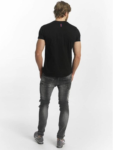 PSG by Dwen D. Corréa Herren T-Shirt Yohan in schwarz