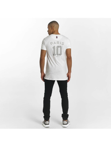 PSG by Dwen D. Corréa Herren T-Shirt Soutio in weiß