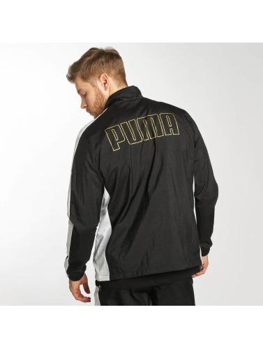 Puma Hombres Chaqueta de entretiempo T7 BBoy Track in negro
