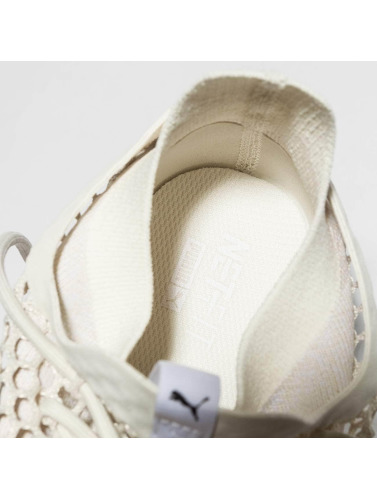 Puma Herren Sneaker Tsugi Netfit V2 EvoKnit in beige