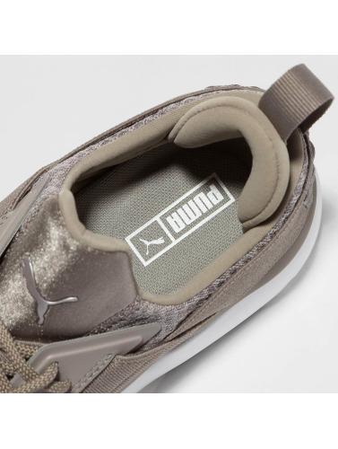 Puma Damen Sneaker Muse EP in braun