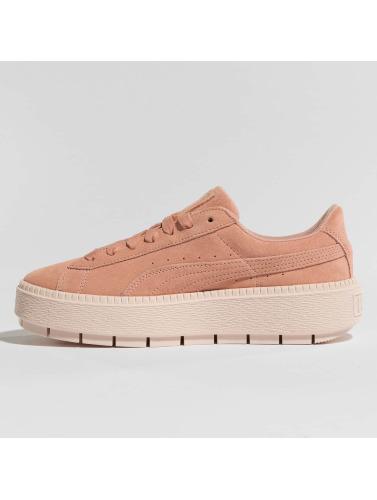 Puma Damen Sneaker Platform Trace in rosa