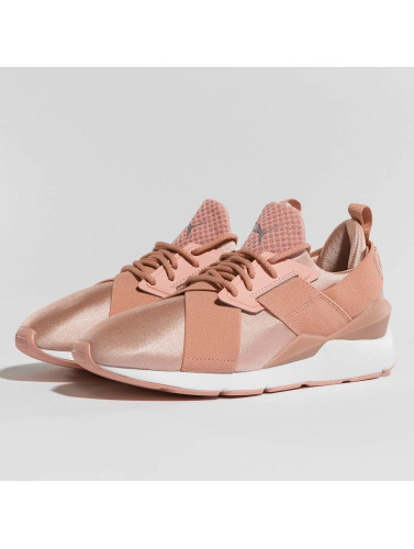 Puma Damen Sneaker Muse Satin EP in rosa