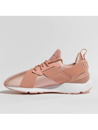 Puma Damen Sneaker Muse Satin Ep In Rosa
