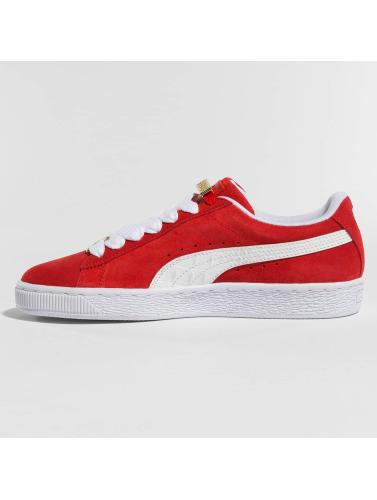 Puma Sneaker BBoy Fabulous Suede Classic in rot