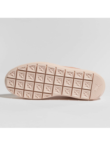 Puma Mujeres Zapatillas de deporte Platform Trace in rosa