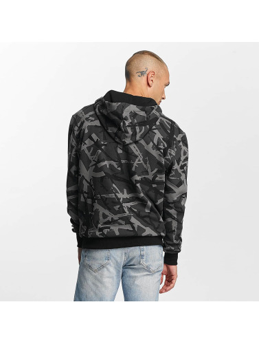 Pusher Apparel Herren Hoody AK Camo in camouflage