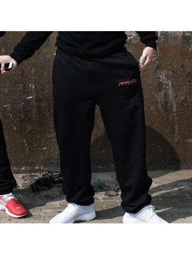 Pusher Apparel Herren Jogginghose 215 Jacking in schwarz