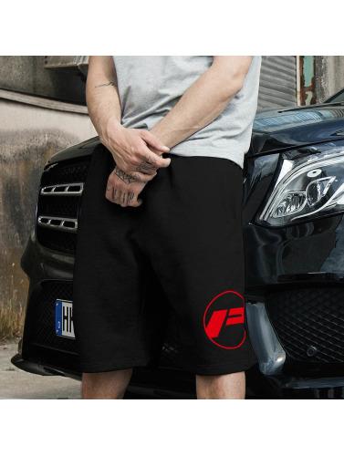 Pusher Apparel Herren Shorts 245 Assault in schwarz