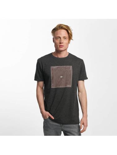 Visa-Zahlung Zum Verkauf Quiksilver Herren T-Shirt Premium Heat Waves in grau Aaa Qualität Klassisch Versorgung Günstiger Preis Finden Große Zum Verkauf K9fpE