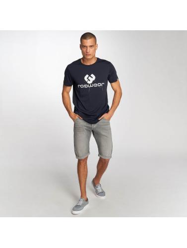 Ragwear Hombres Camiseta Charles in azul