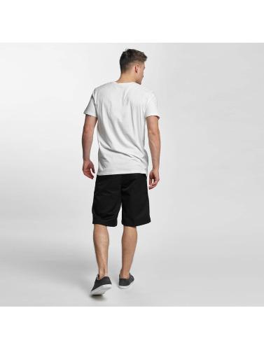 Ragwear Hombres Camiseta Paddy Map in blanco