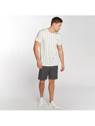 Ragwear Hombres Camiseta Halley Organic in blanco