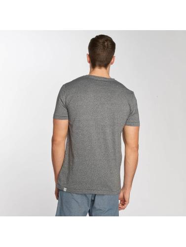 Ragwear Hombres Camiseta Hake Organic in gris