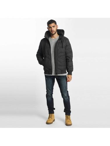 Ragwear Hombres Chaqueta de invierno Dockie in gris