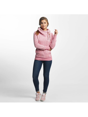 Ragwear Damen Hoody Beat in pink