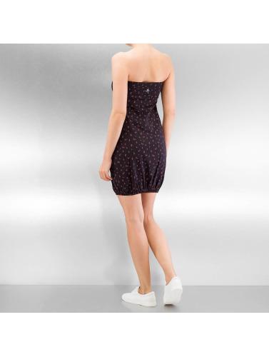 Ragwear Damen Kleid Scene in schwarz