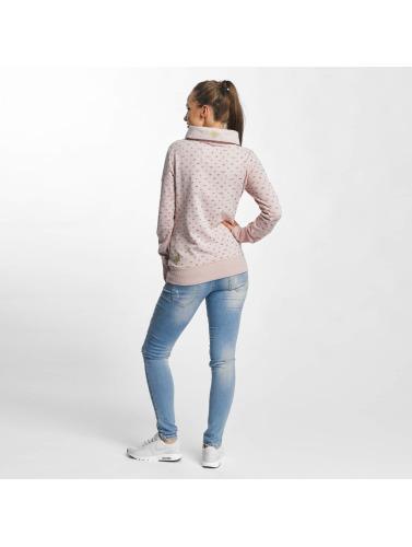 Ragwear Damen Pullover Afra Organic in pink Neue Stile Zu Verkaufen Exklusiver Günstiger Preis Verkauf Niedriger Preis Freies Verschiffen Browse JGMe5lm