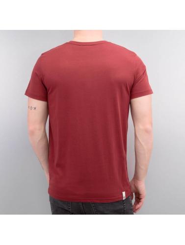 Ragwear Herren T-Shirt Charles in rot