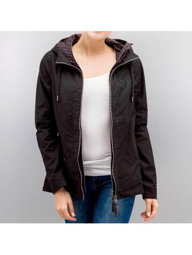 Ragwear Damen Übergangsjacke Paloma in schwarz