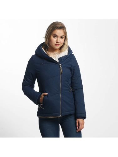 Ragwear Damen Winterjacke Gordon in blau