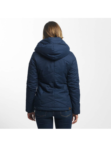 Ragwear Damen Winterjacke Gordon in blau Sneakernews Online H1P92GKj