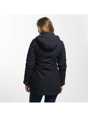 Ragwear Damen Winterjacke Jane in blau