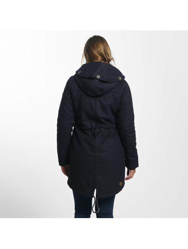 Ragwear Damen Winterjacke Elba in blau