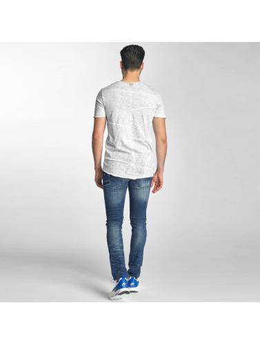 god selger online Red Bridge Hombres Camiseta Vintage Lappeteppe I Gris shop tilbud kul EioQoW