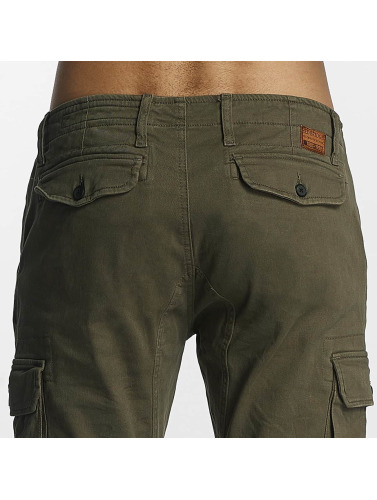 Red Bridge Herren Cargohose Standard in olive