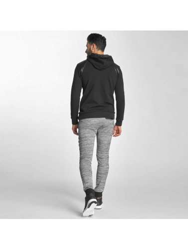 Red Bridge Herren Hoody PU in schwarz