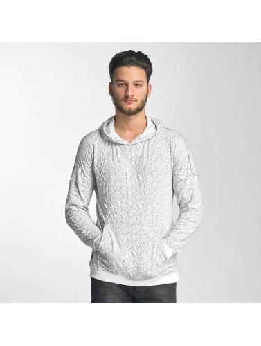 Red Bridge Herren Hoody Sharp Shards in weiß