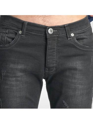 Red Bridge Hombres Jeans ajustado Baku in negro