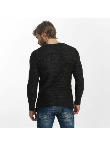 Red Bridge Hombres Jersey Knit in negro