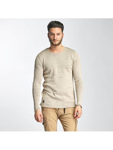 Red Bridge Herren Pullover Knit in beige