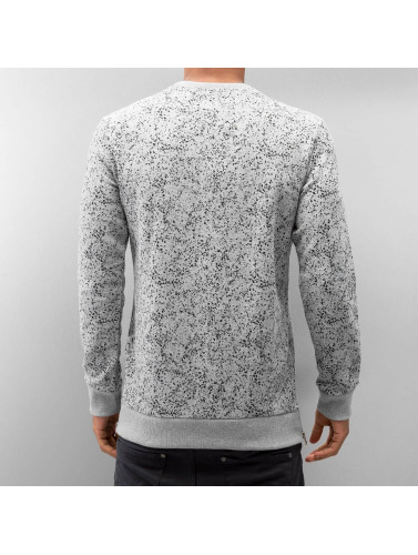 Red Bridge Herren Pullover Born To Be Famous in grau