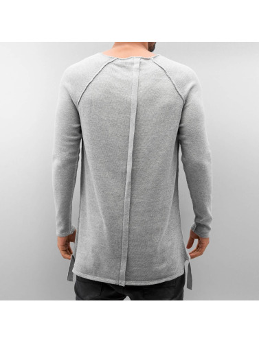 Red Bridge Herren Pullover Raglan in grau