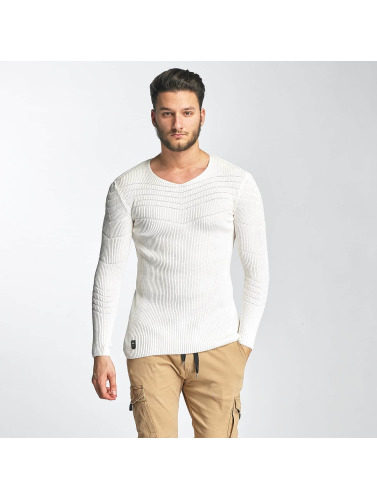 Red Bridge Herren Pullover Winter Arrow in weiß