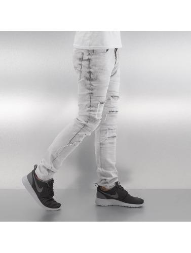 Red Bridge Herren Skinny Jeans Sagara in grau