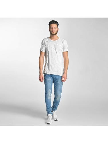 Red Bridge Herren Slim Fit Jeans Performence in blau
