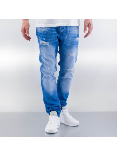Red Bridge Herren Straight Fit Jeans Soul in blau