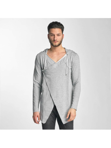 Red Bridge Herren Strickjacke TRBC in grau