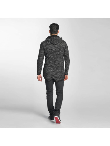Red Bridge Herren Strickjacke Liski in schwarz