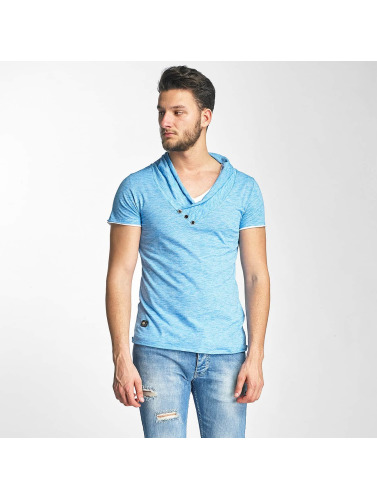 Red Bridge Herren T-Shirt Stripes in blau