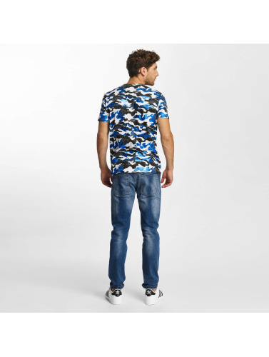Red Bridge Herren T-Shirt Metallic Camouflage in camouflage
