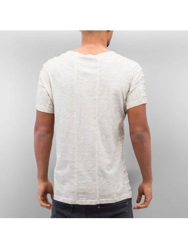 Red Bridge Herren T-Shirt Pocket in grau