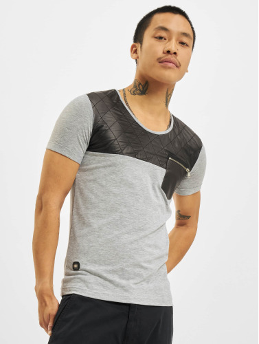 Red Bridge Herren T-Shirt Nelio in grau
