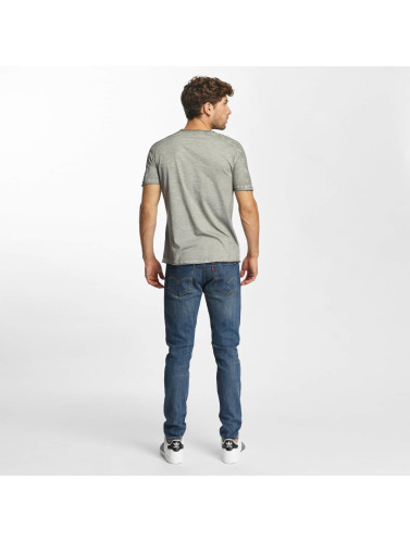 Red Bridge Herren T-Shirt Vintage Seam in grau